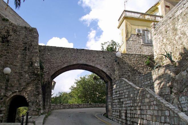 Fort Citadela, Herceg-Novi, Montenegro