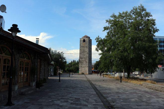 Clock Tower, Podgorica, Montenegro