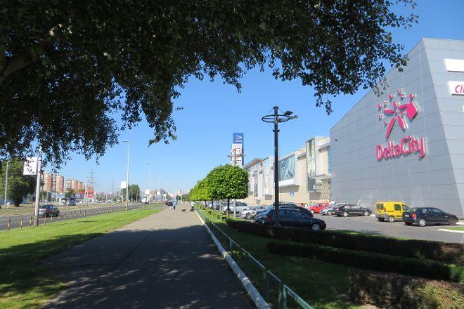 Delta City, Podgorica, Montenegro