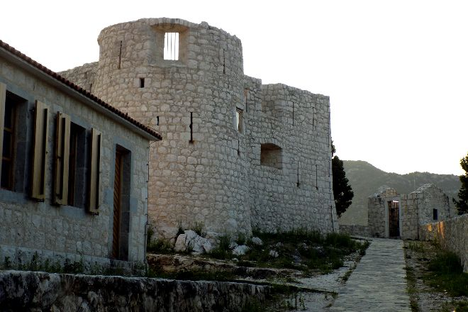 Fortress Besac, Virpazar, Montenegro