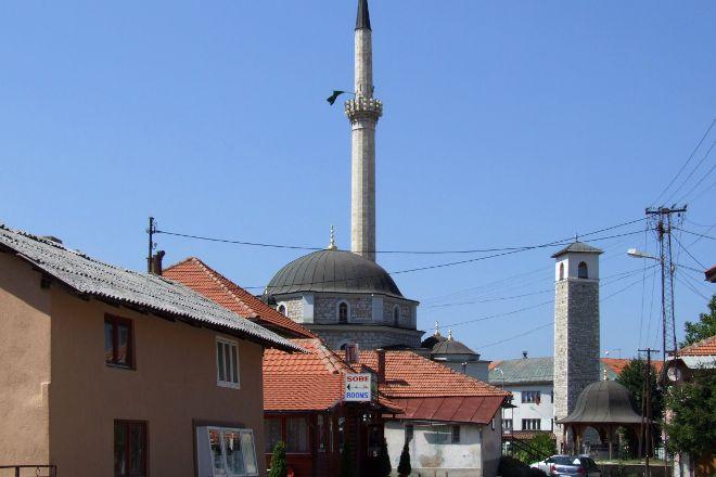 Hussein-Pahas Mosque, Pljevlja, Montenegro