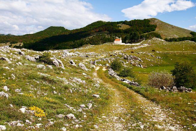 Ivanova Korita, Cetinje, Montenegro