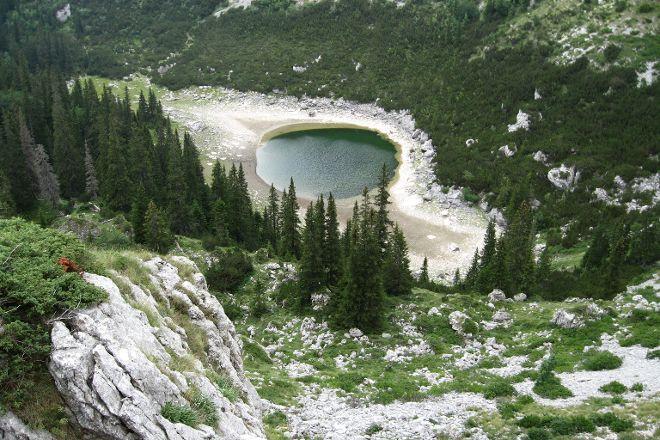 Jablan Lake, Zabljak, Montenegro
