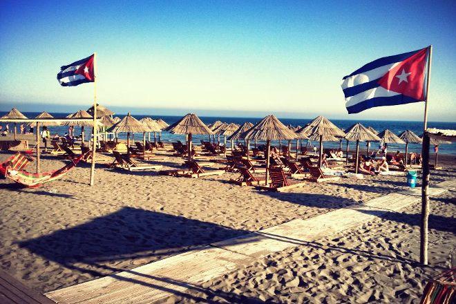 Mojito Beach, Ulcinj, Montenegro
