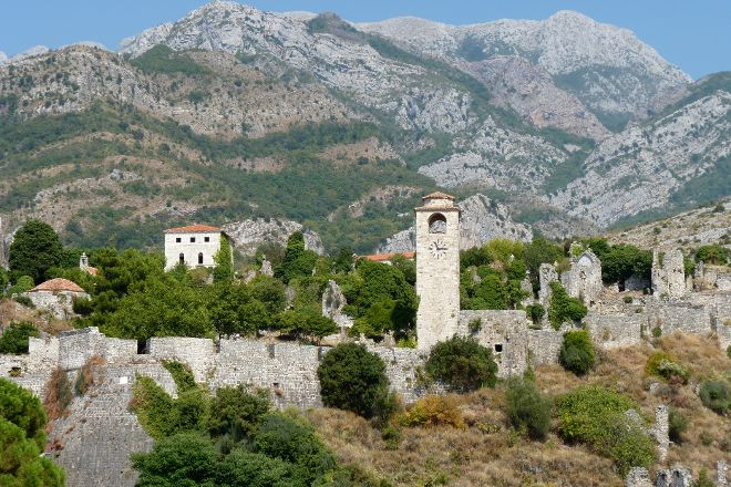 Bar Stari Grad, Bar, Montenegro