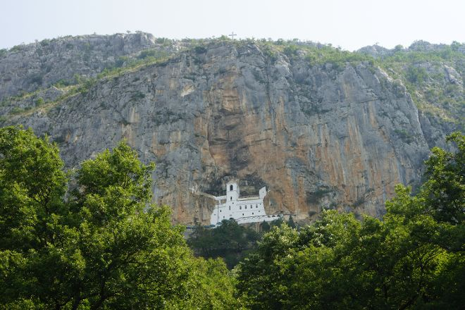 Ostrog Monastery, Dabojevići, Montenegro