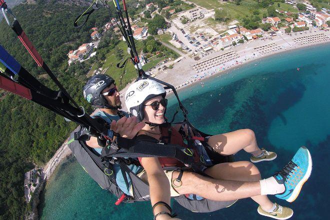 Paragliding4.me, Petrovac, Montenegro