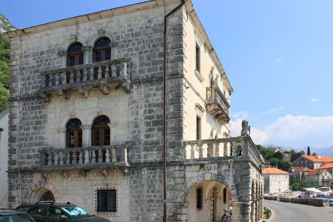 Perast Museum, Perast, Montenegro