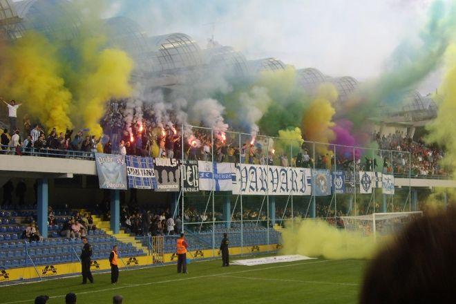 Podgorica City Stadium, Podgorica, Montenegro