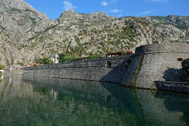 Scurda River, Kotor, Montenegro