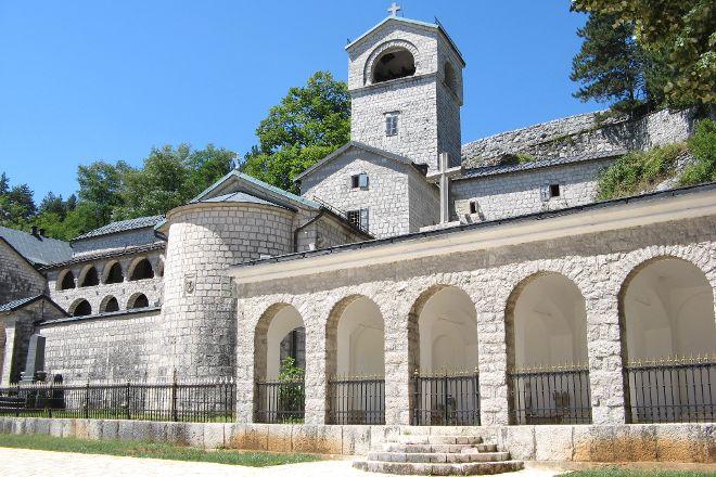 Cetinje Monastery, Cetinje, Montenegro