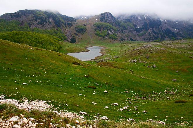 Valovito Lake, Žabljak, Montenegro