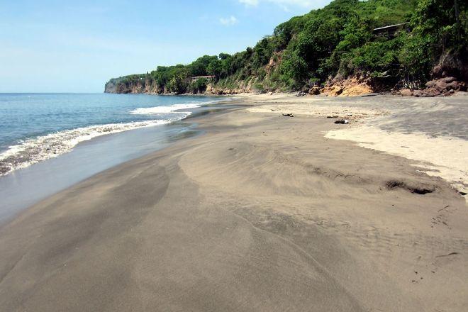 Woodlands Beach, Woodlands, Montserrat