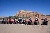 The Desert Wanderer, Ait Ben Haddou, Morocco