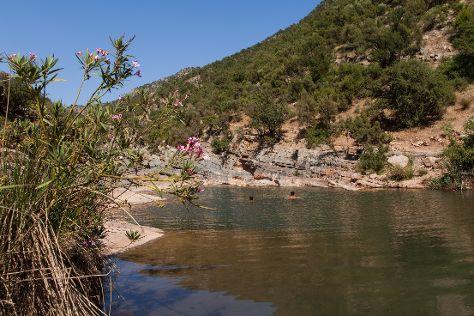 Cascades, Imouzzer des Ida Outanane, Morocco