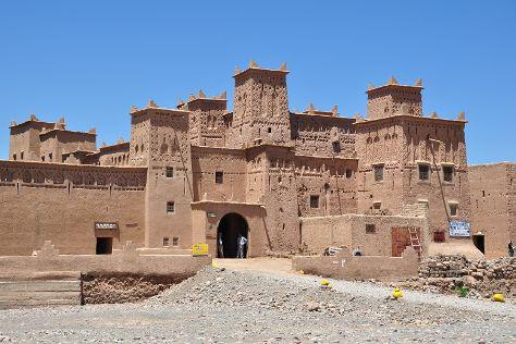 Kasbah Amridil, Skoura Ahl El Oust, Morocco