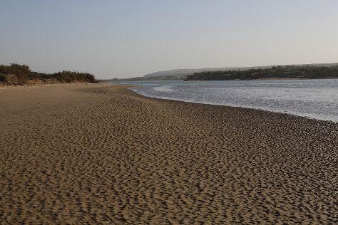 National Park of Souss Massa, Toundoute, Morocco