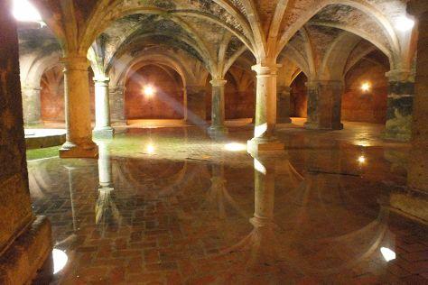 Portuguese Cistern, El Jadida, Morocco