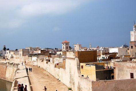 Portuguese City, El Jadida, Morocco