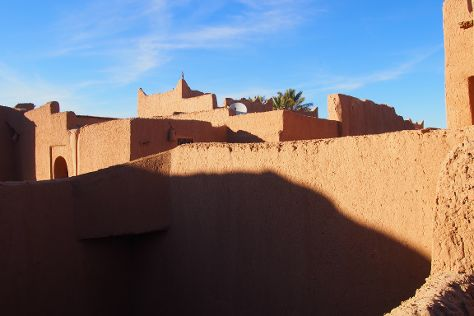 The Oasis Museum, Tinejdad, Morocco