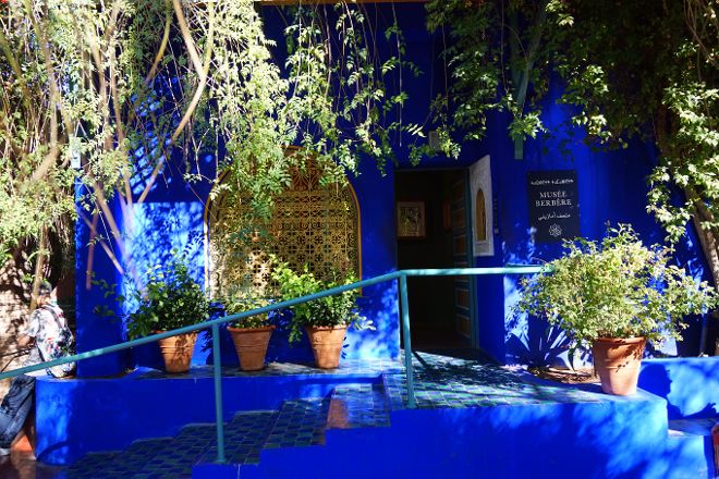 Berber Ecomuseum, Marrakech, Morocco