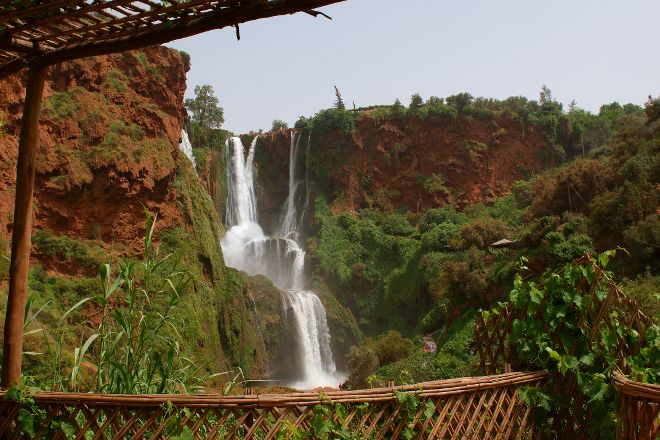 Cascades d'Ouzoud, Ouzoud, Morocco