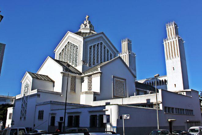 Cathedrale Saint-Pierre, Rabat, Morocco
