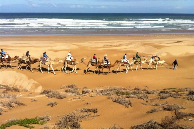 Ecotourism and Hiking, Essaouira, Morocco
