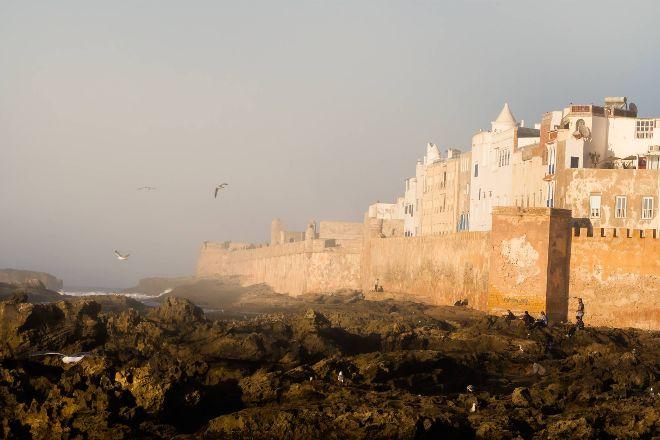 Essaouira Ramparts, Essaouira, Morocco