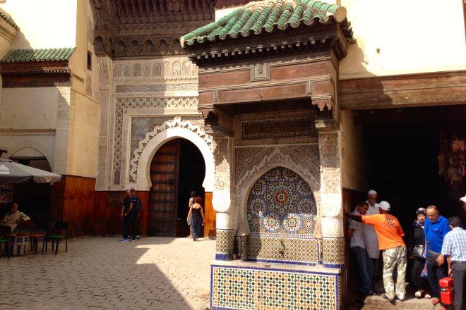 Fondouk Tsetouanien, Fes, Morocco