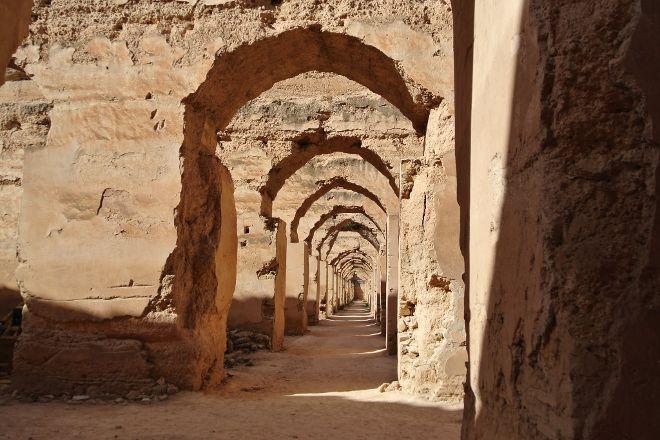 Heri es Souani, Meknes, Morocco