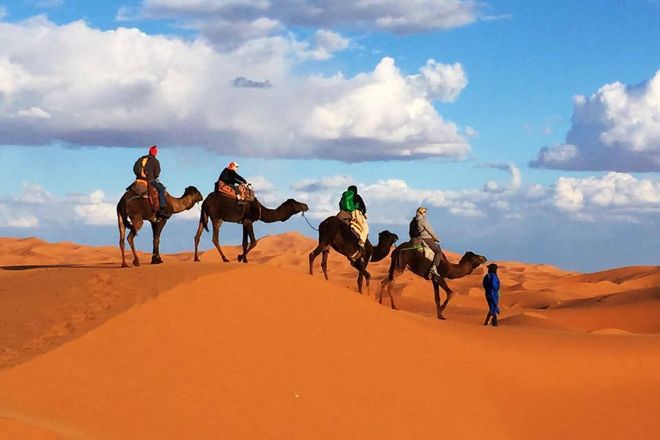i-Tours Morocco, Tafraoute, Morocco