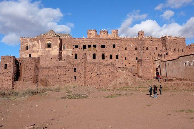 Kasbah du Pacha el Glaoui, Telouet, Morocco