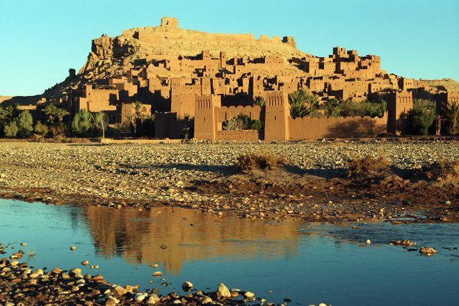 Ksar of Ait-Ben-Haddou, Ait Ben Haddou, Morocco