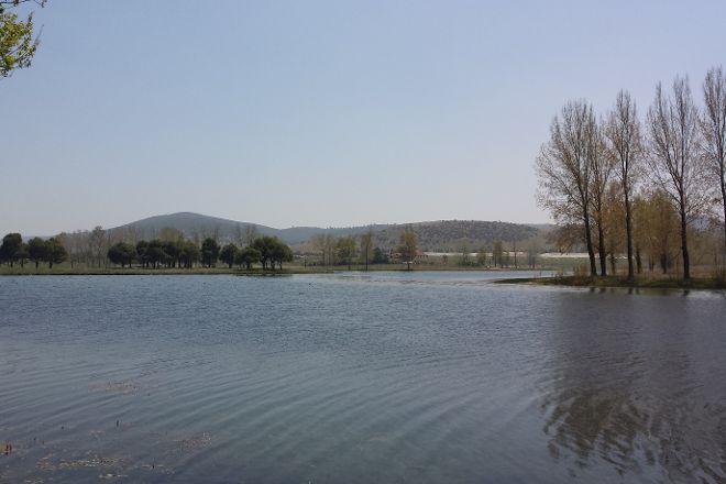 Lake Dait Aoua, Ifrane, Morocco