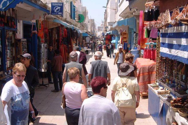 Le Souk, Essaouira, Morocco