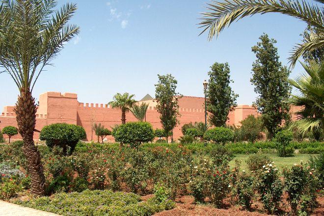 Marrakech Ramparts, Marrakech, Morocco