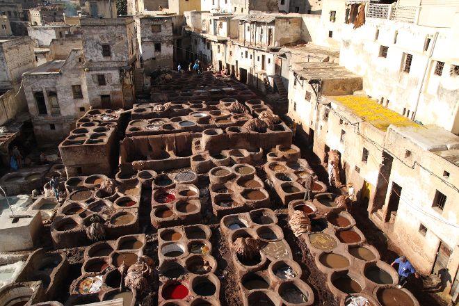 Medina of Fez, Fes, Morocco