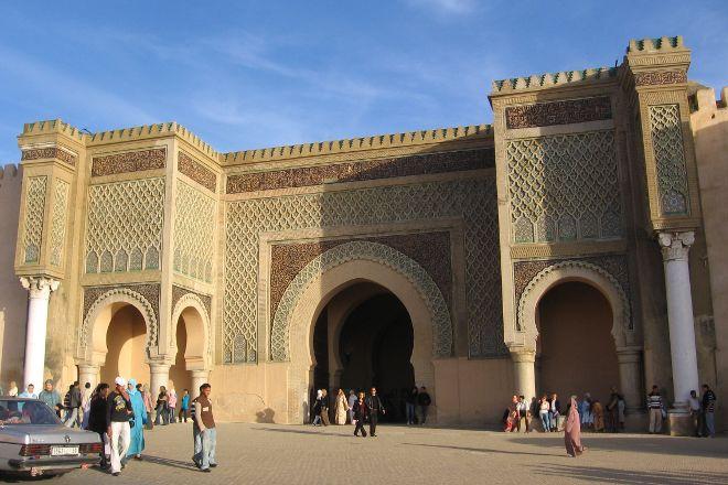 Meknes Medina, Meknes, Morocco