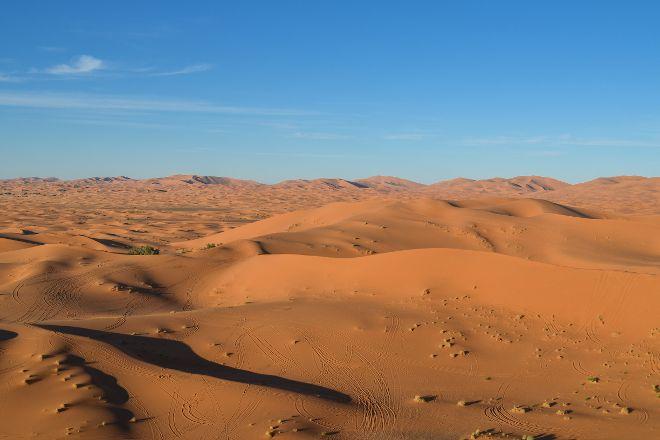 Merzouga Desert, Merzouga, Morocco