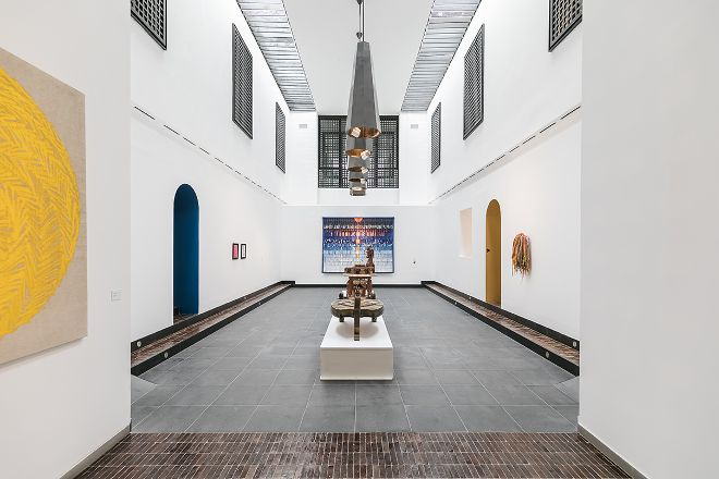 Museum of African Contemporary Art Al Maaden, Marrakech, Morocco