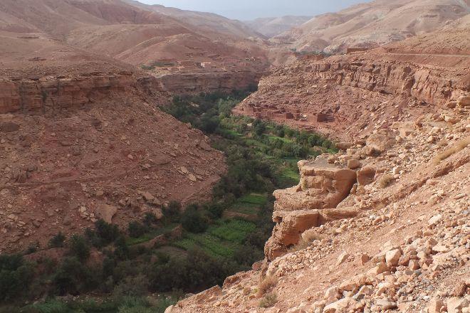 Ounila Valley, Ait Ben Haddou, Morocco