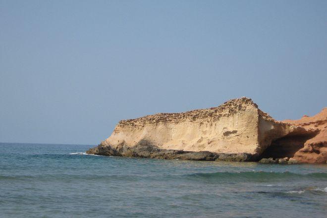 Plage Cap de l'eau, Nador, Morocco
