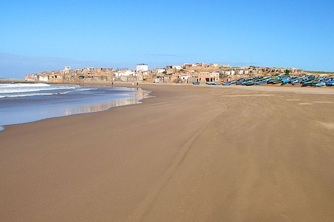 Plage de Sidi Kaouki, Sidi Kaouki, Morocco