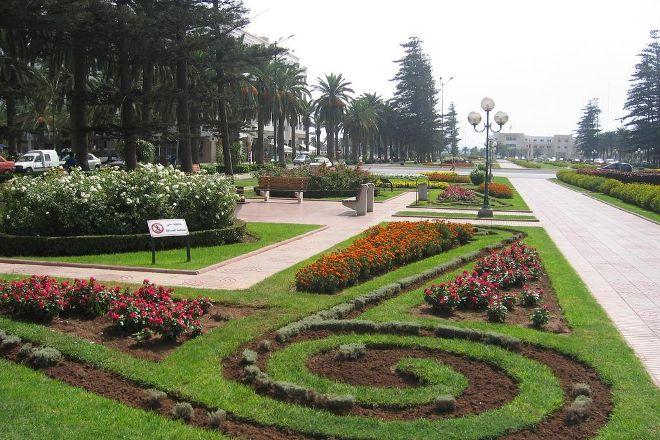 Plage Miramar, Mohammedia, Morocco