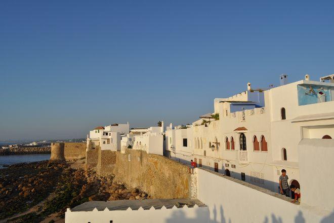 Puerto de Assilah, Asilah, Morocco