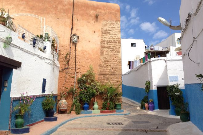Rabat Old Town, Rabat, Morocco
