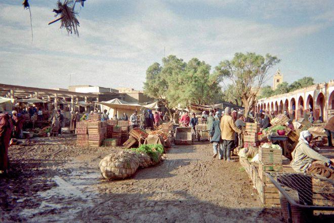 Rissani Market, Rissani, Morocco