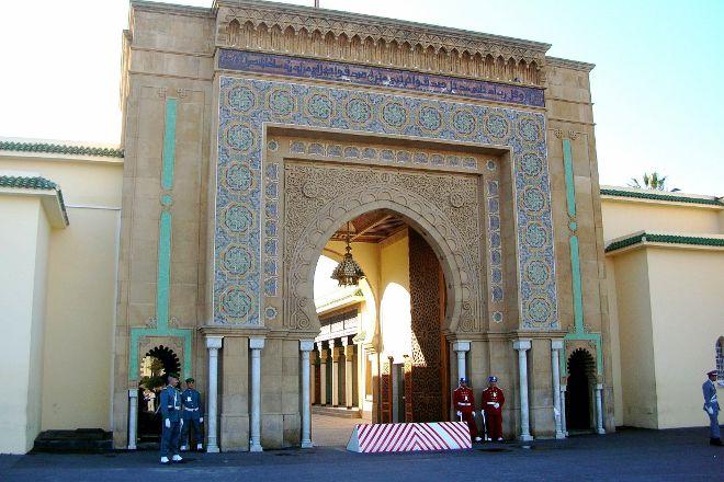Royal Palace of Rabat, Rabat, Morocco