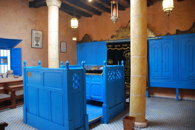 Simon Attias Synagogue, Essaouira, Morocco